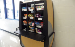 New snack cart rolls out