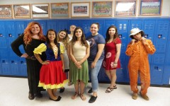 Students get in character for Disney Day