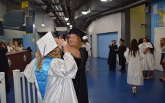 Graduates celebrate and remember