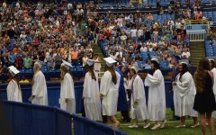 Graduation is history