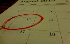 Save the date: schools start August 10