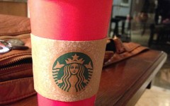 Starbucks' new red cups brew discussion