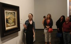 Dali docents display their knowledge