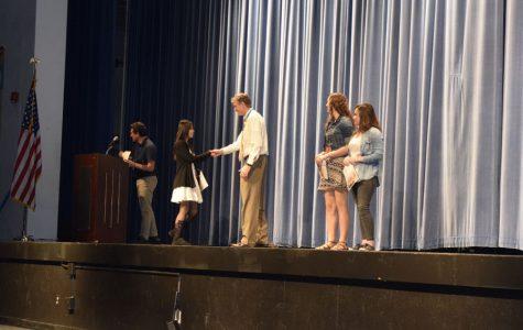 Daytime Awards demonstrates students' accomplishments