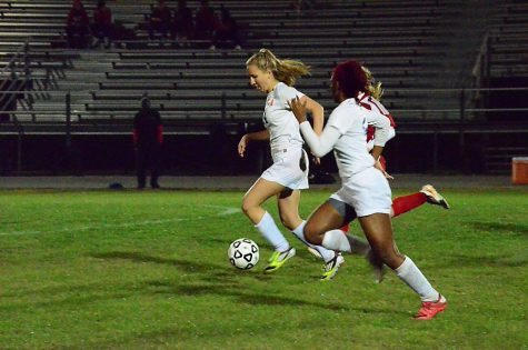 Students prepare for girls soccer tryouts