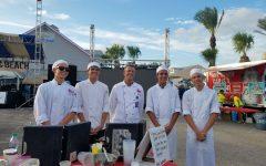 Culinary students cook up at storm at John's Pass Sea Food Festival