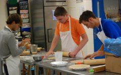 Culinary prepares pies