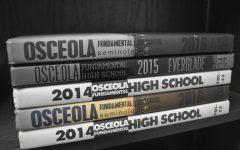 Students encourage yearbook sales