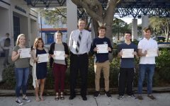 Elks Club names students of the month