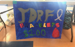 Student sells bracelets for awareness