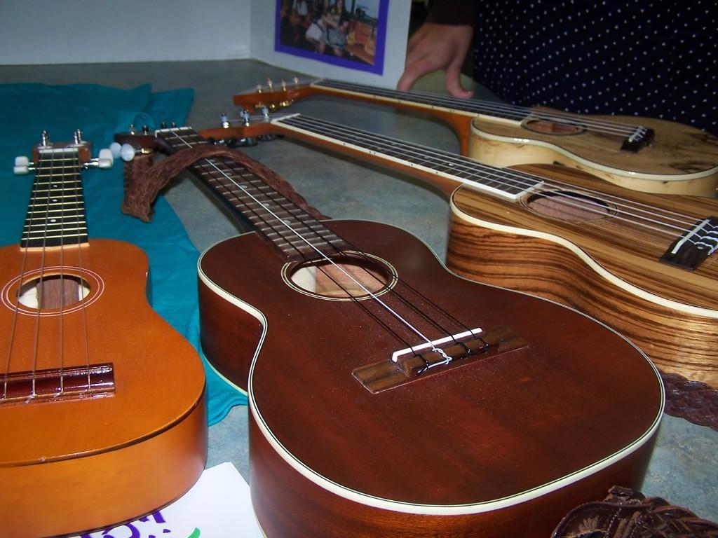 Family of four strings