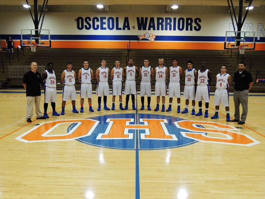 Warrior Basketball team has high hopes for season