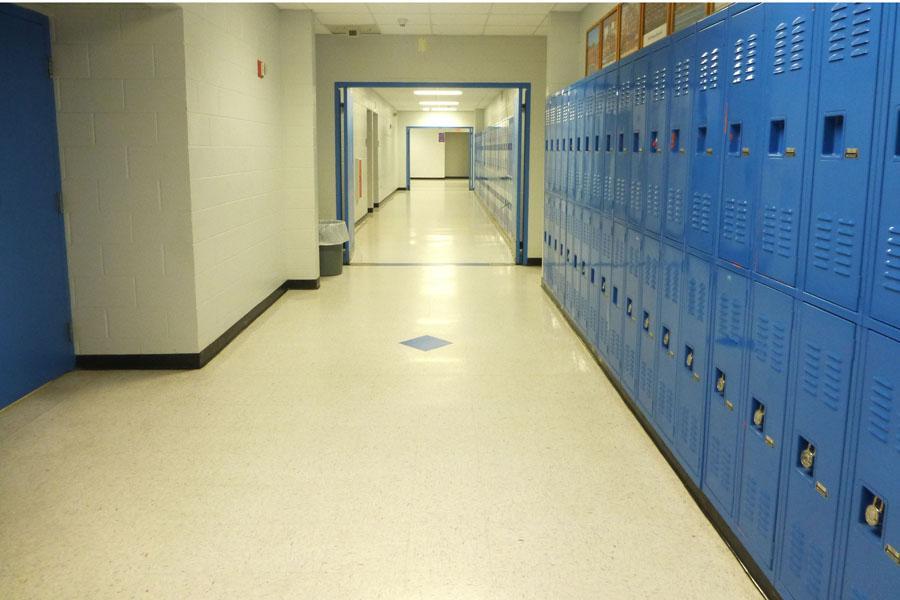 Hangdog hallways hit in the heart