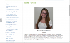 Vote for Walkers Rising Stars' finalist - senior Nina Futch
