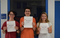 Students showcase suberb writing for SNO