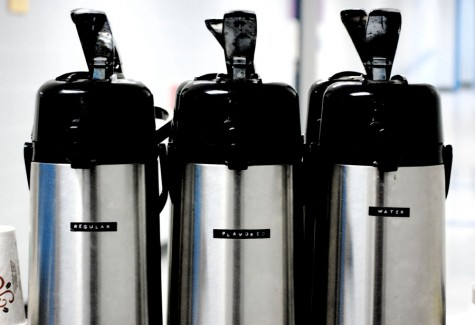 Caffeine stimulates students