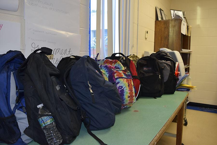 Student backpacks no longer wil be filled with random flyers.