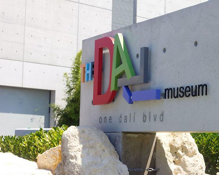 Students showcase Dali's surrealist work