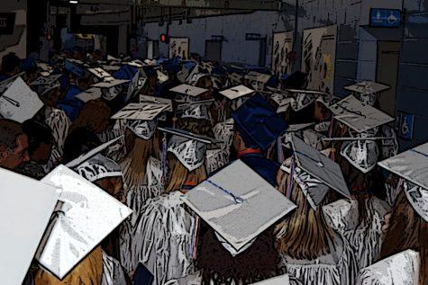 Graduation causes chaos