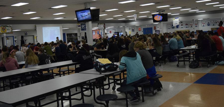 AP students attend seminars