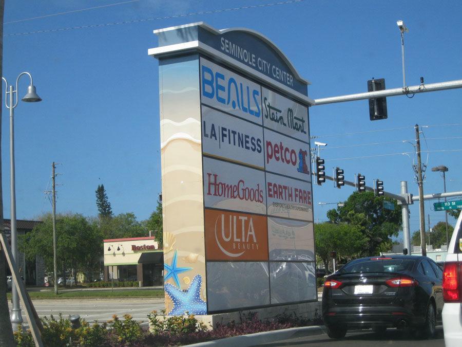 Seminole City Center construction continues
