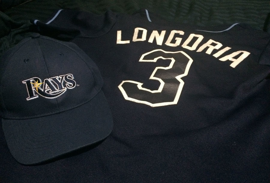 Evan Longoria is a fan favorite among Osceola students.