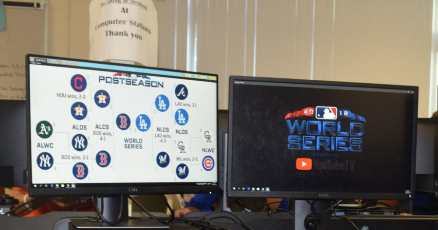 The+playoff+bracket+for+the+MLB+