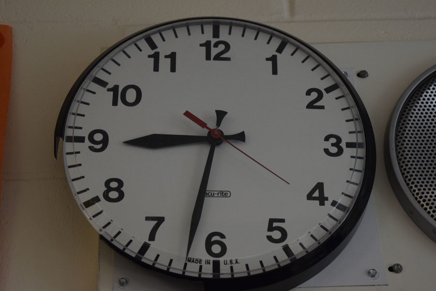 Can you read this analog clock?