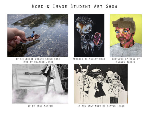 These are some students who were featured for the Morean.