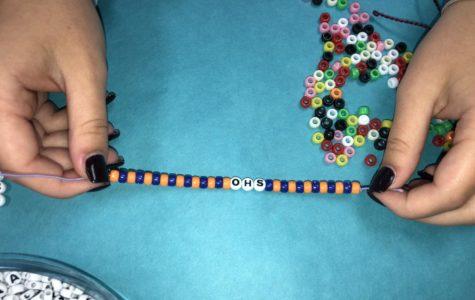 Making trendy bracelets