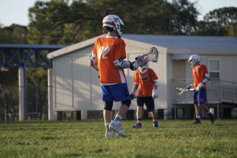 Boys lacrosse team starts first season