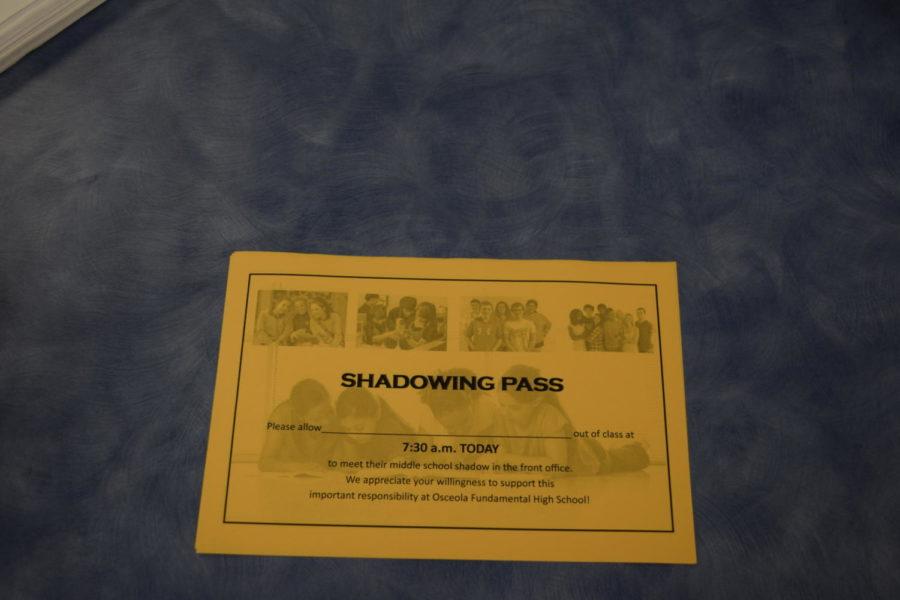 Shadows take over Osceola