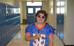 Warrior shines on the football field