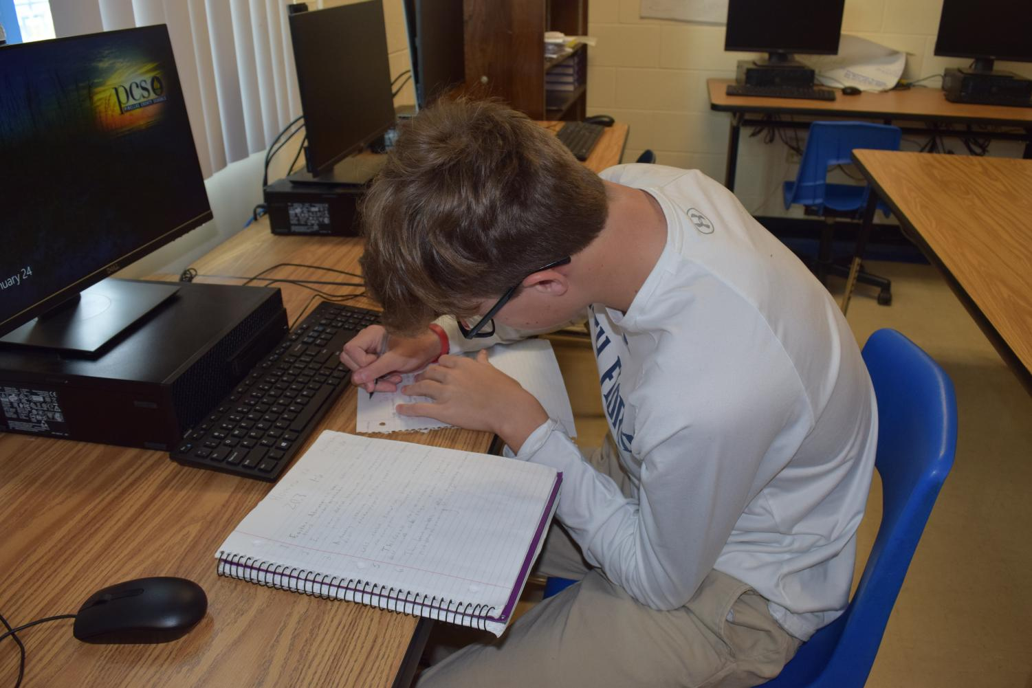 A new study shows Florida is one of the most stressed states. One source of stress for students is homework.