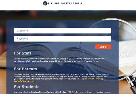 Focus is one of the sites used by students for online school.
