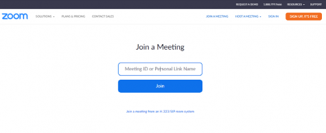 Zoom is the website used by many to conduct online conferences.