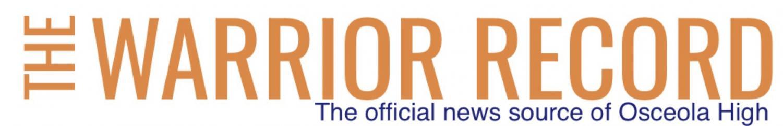 The news website of Osceola High School