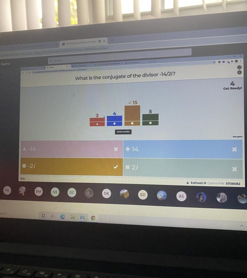 Students+are+practicing+their+math+by+playing+kahoot.