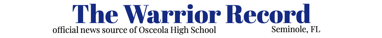 The news website of Osceola Fundamental High School