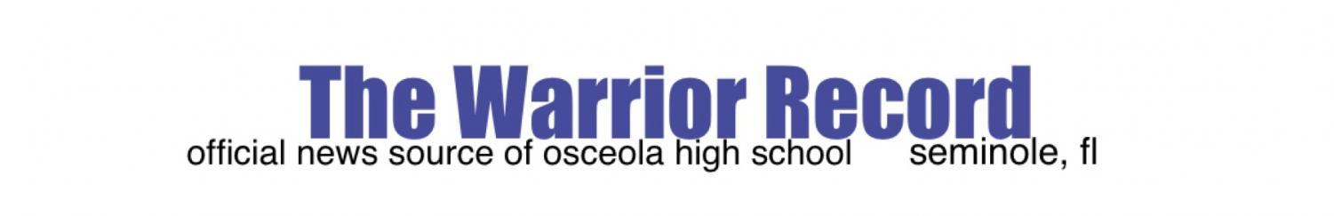 The news website of Osceola High School