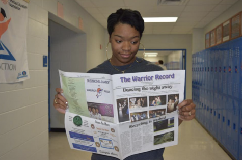 April edition of the 2019 newspaper.