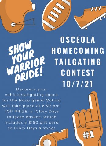 Tailgate offers prize